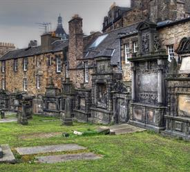 Tour of Fear, Walking Tours in Edinburgh, Scotland