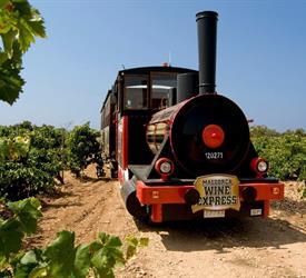Train Gourmet Tour, Wine Tours in Spain