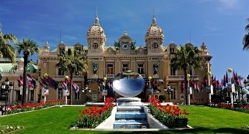 casino, Trip to Monaco & Monte Carlo