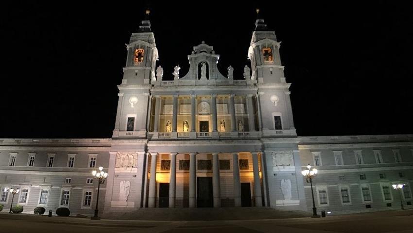 1, Basic Madrid Walking Tour