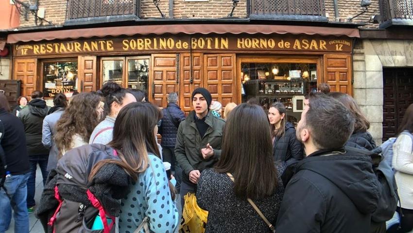 2, Basic Madrid Walking Tour