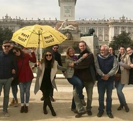 Basic Madrid Walking Tour