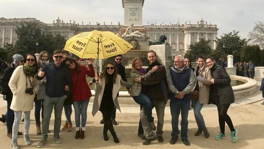 4, Basic Madrid Walking Tour