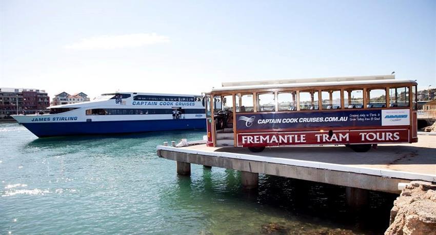boat tiqy, Triple Tour