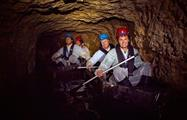 tunnels tiqy, Tunnels Tour