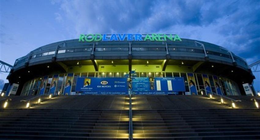 Ultimate sport tour rod laver arena, Ultimate Melbourne Tour