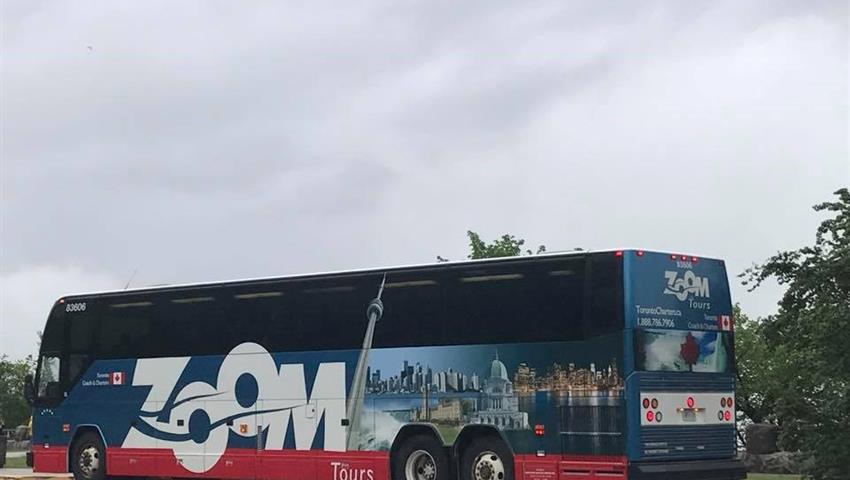 Zoom Tours, Ultimate Niagara Falls Tour