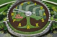 Floral Clock, Ultimate Niagara Falls Tour