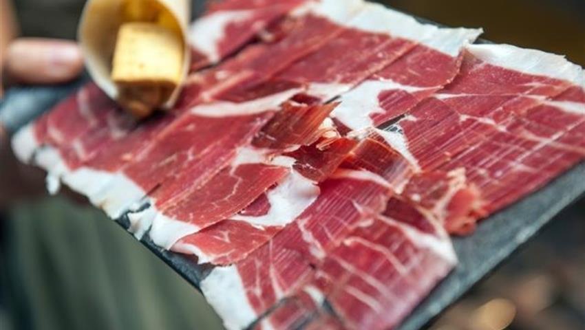 Spanish ham - tiqy, Ultimante San Sebastian Pintxos and Wine Tour