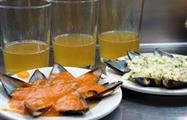 Full dinner with sidra - tiqy, Ultimante San Sebastian Pintxos and Wine Tour