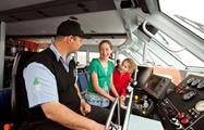 catamaran tiqy, Ulva Island Explorer