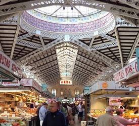 Aventura Mercado y Comida en Valencia, Tours De Comida Y Bebida en España