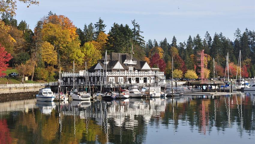 Vancouver, Recorrido por la Ciudad Vancouver