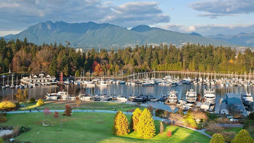 Vancouver Sightseeing, Recorrido por la Ciudad Vancouver