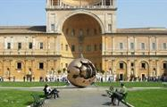 1, Vatican Tour and The Museums