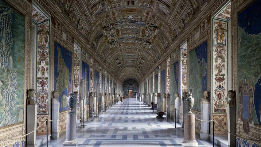 2, Vatican Tour and The Museums