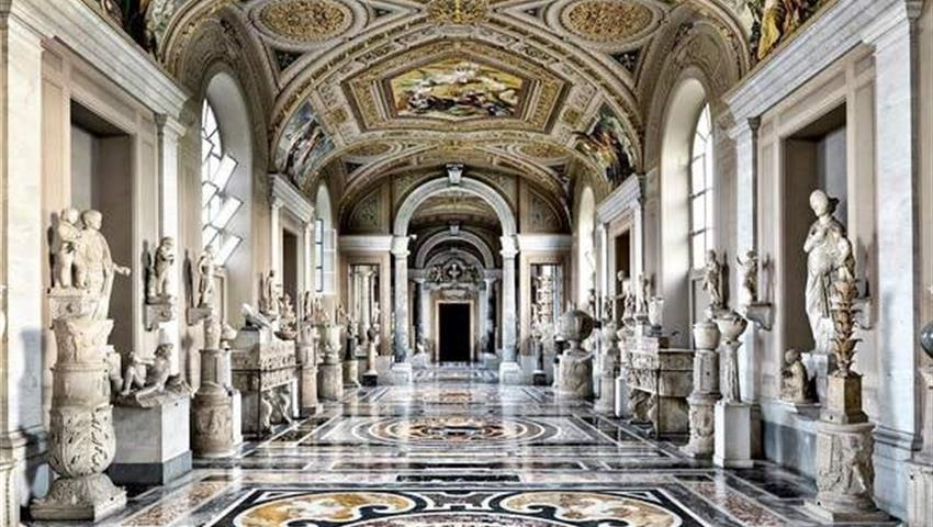 3, Vatican Tour and The Museums