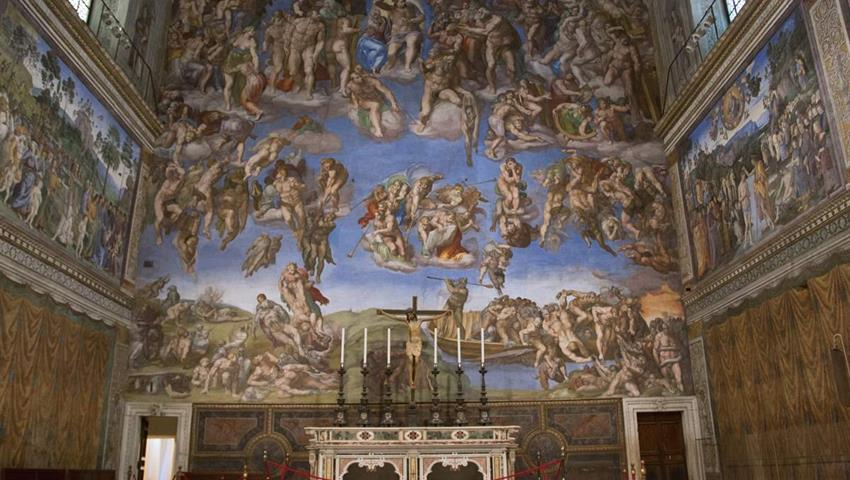 4, Vatican Tour and The Museums