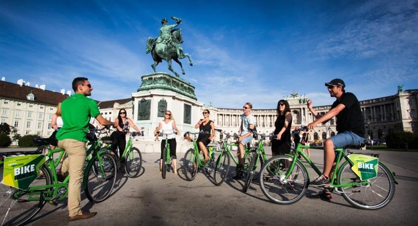 Vienna Bike Tour tiqy, Vienna Bike Tour