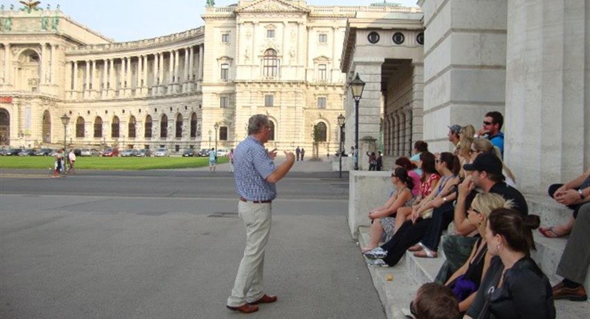 Vienna Evening Walking Tour tiqy, Vienna Evening Walking Tour