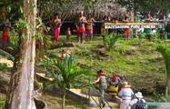 em, Visit to Monkey Island and Embera Community from Gamboa Public Pier