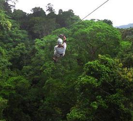 Vista los Sueños Zipline Tour, Adventure Tours in Costa Rica