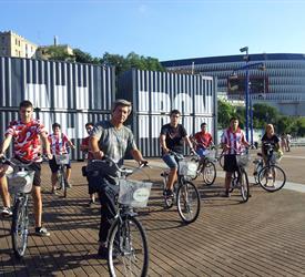 Viva Bilbao Bike Tour, Tours On Wheels in Bilbao, Spain