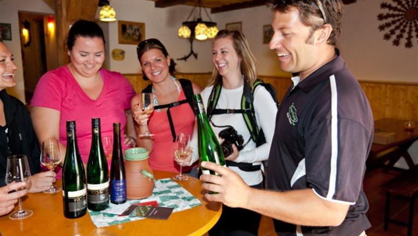 Wachau Valley Wine Tasting Bike Tour tiqy, Wachau Valley Wine Tasting Bike Tour