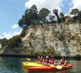Waikato River Float Tour, Water Activities in New Zealand