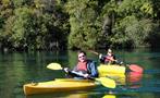 kayak tiqy, Waikato River Float Tour