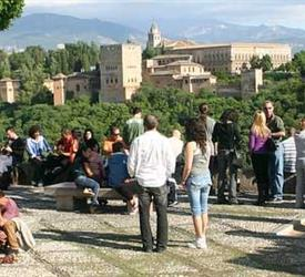 Walk Through the Albaicin and Granada Center, City Tours  in Granada, Spain
