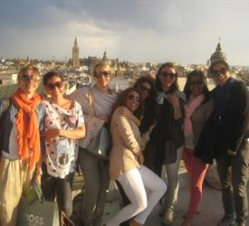 Walking Tour from the Rooftop, Walking Tours in Sevilla, Spain