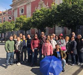 Walking Tour through the Jewish Quarter of Seville, City Tours in Sevilla, Spain