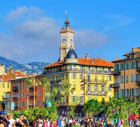 Walking Tour of Treasures of Nice Old Town