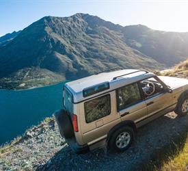 Wanaka 4×4 Explorer, Tours On Wheels in New Zealand