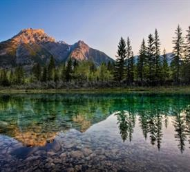 Wilderness and Nature in Kananaskis Valley, Hiking Tours in Alberta, Canada
