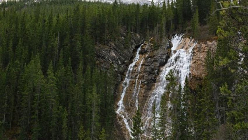 Grassi Lakes, Wilderness and Nature in Kananaskis Valley