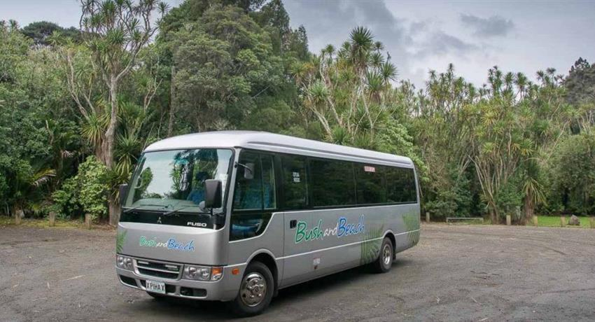 bus tiqy, Wilderness Experience
