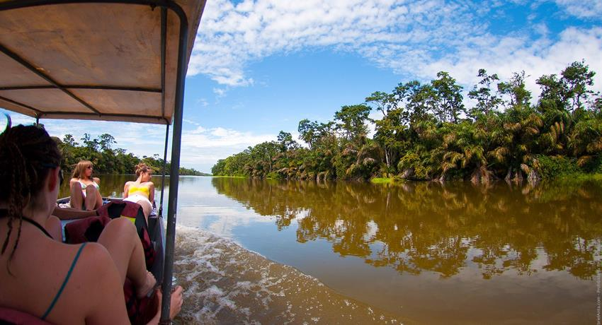 1, Tortuguero Canals One Day Tour