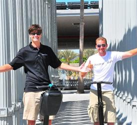 Wilshire Blvd. Segway Tour, Tours On Wheels in United States