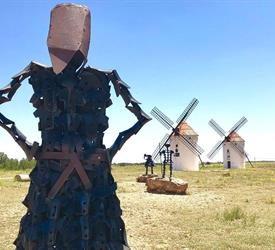 Windmills of Don Quixote Wine Tour