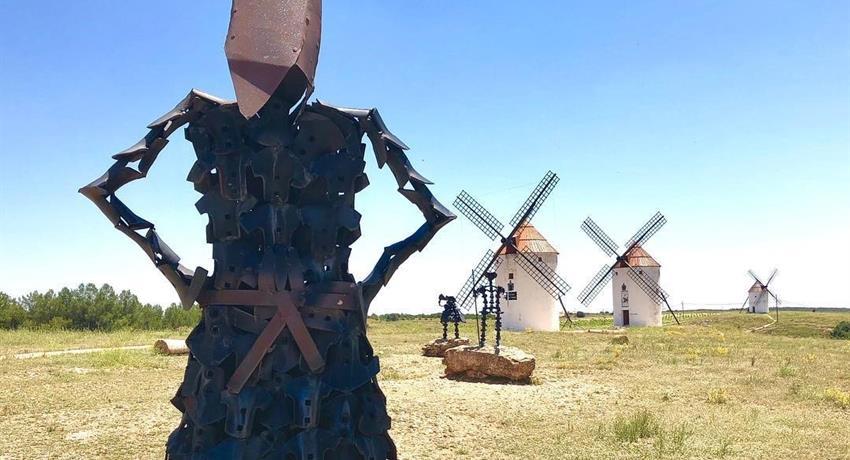 Windmills of Don Quixote - tiqy, Windmills of Don Quixote Wine Tour