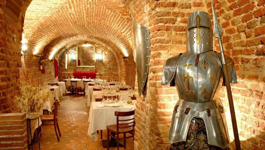 Centenary restaurant - tiqy, Wine and Tapas Route
