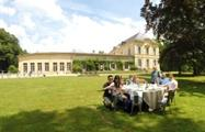 wine and bike tour in st emilion garden, Wine and Bike Tour in St Emilion