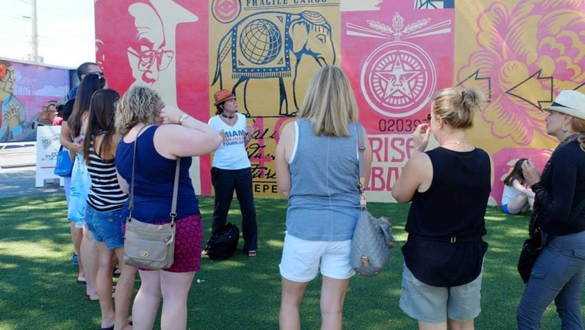 Art Tour, Wynwood Food and Art Tour
