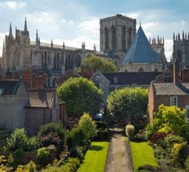 York, The Cathedral and Viking's Day Trip