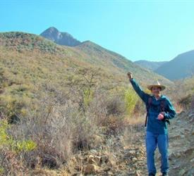 Quialana Peak of The Sun Roundtrip
