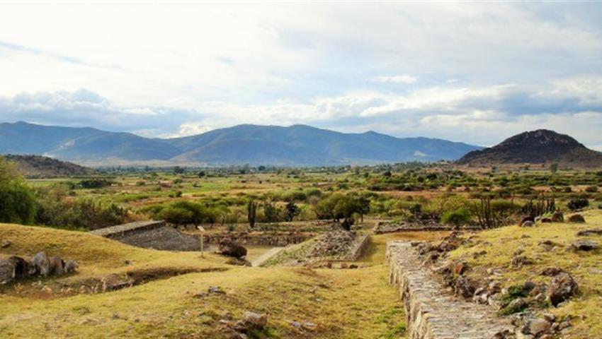 zapotrek amazing landscape, The Historical Zapotec Trail