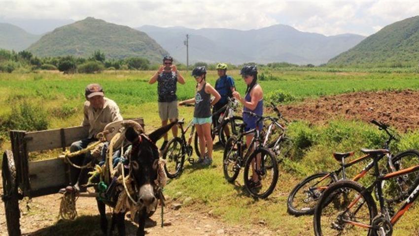zapotrek bike group, The Historical Zapotec Trail