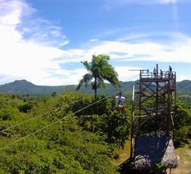 Zip Line Adventure, Adventure Tours in Dominican Republic